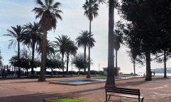 Hyra Antibes bildgalleri, bildgalleri utomhus, parken nedanför oss